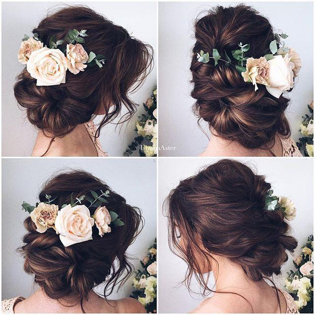 Instagram Wedding Hair All Star Ulyana Aster