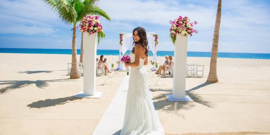 How to find the perfect hair and makeup artist for your destination wedding